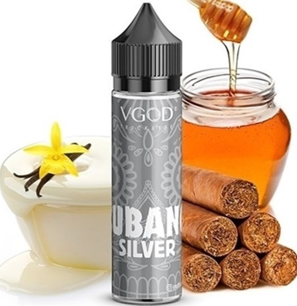 Picture of VGOD Cubano Silver Flavor Shot 60ml