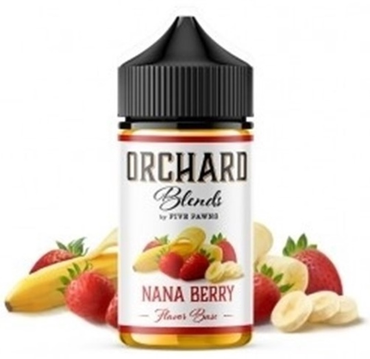 Picture of Orchard Blends Nana Berry Flavor Shots 60ml
