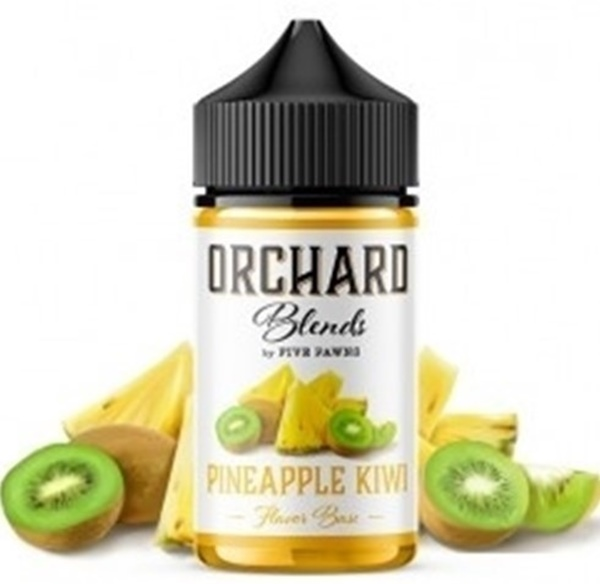 Picture of Orchard Blends Pineapple Kiwi Flavor Shots 60ml