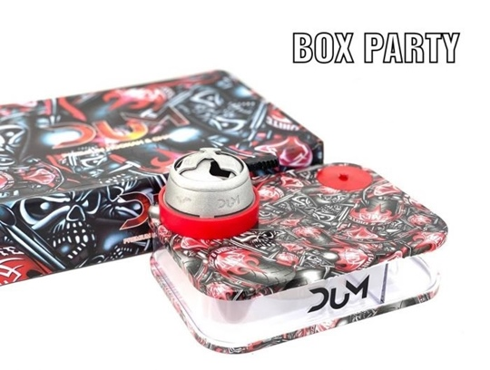 Picture of Shisha DUM Party Box Red