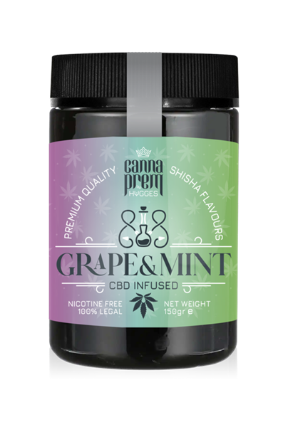 Picture of Cannaprem Shisha Grape & Mint 150g