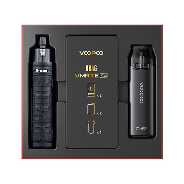 Picture of VooPoo Drag X Pod Kit Classic and VMATE Pod Kit Limited Edition