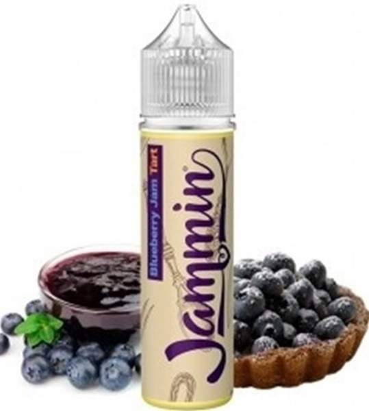 Picture of Jammin Blueberry Jam Tart (60ml)