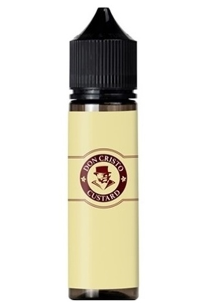 Picture of PGVG Labs Don Cristo Custard 60ml