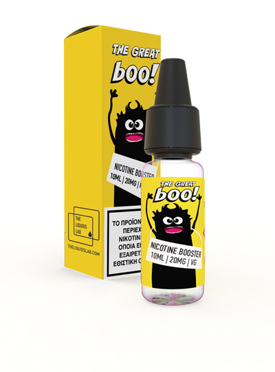 Picture of Nicotine Booster BOO VG 10ml 20mg