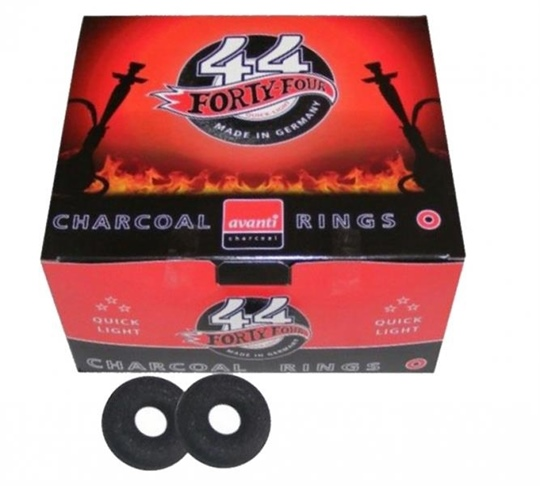 Picture of Ring charcoal Forty-Four 44 mm