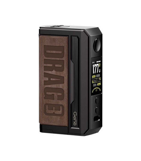 Picture of VOOPOO DRAG 3 177W TC Box MOD Sandy Brown