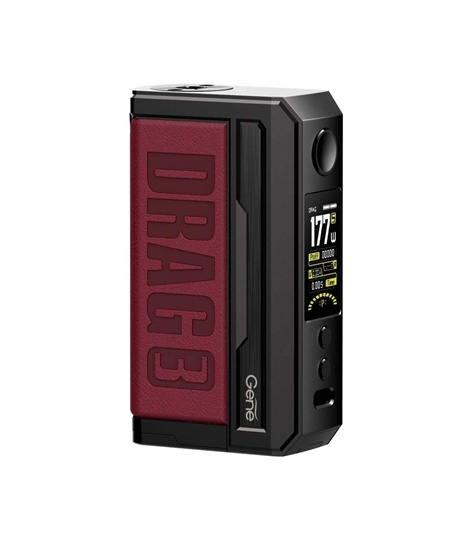 Picture of VOOPOO DRAG 3 177W TC Box MOD Marsala
