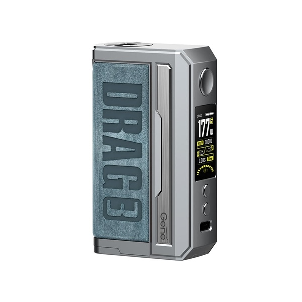 Picture of VOOPOO DRAG 3 177W TC Box Mod Prussian Blue
