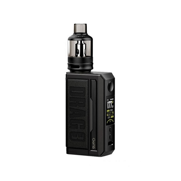 Picture of VOOPOO DRAG 3 177W TC Box Mod Kit with TPP 5.5ml Classic