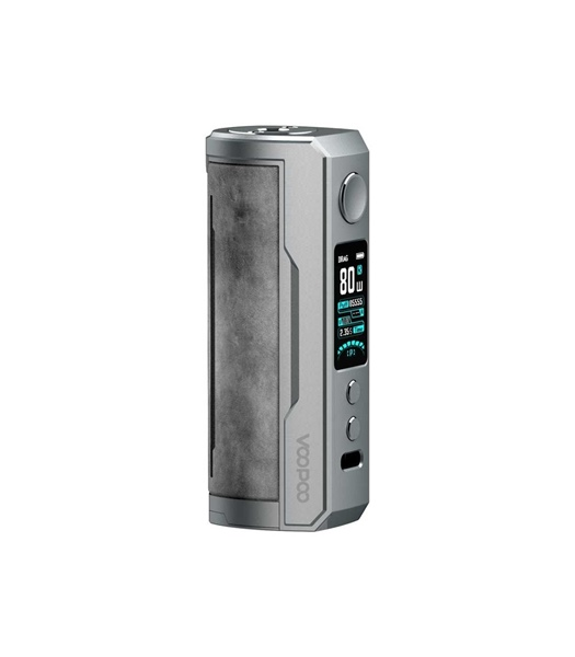 Picture of Voopoo Drag X Plus 100W Mod Smoky Grey