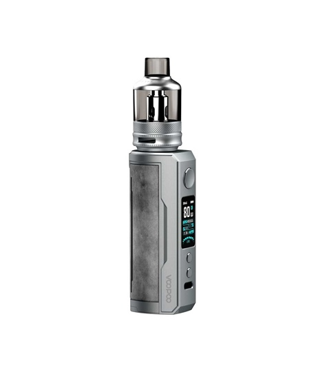 Picture of Voopoo Drag X Plus Kit 100W Mod with TPP 5.5ml Smoky Grey