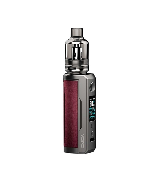 Picture of Voopoo Drag X Plus Kit 100W Mod with TPP 5.5ml Marsala