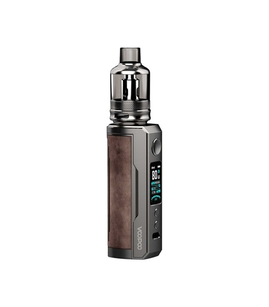 Picture of Voopoo Drag X Plus Kit 100W Mod with TPP 5.5ml Sandy Brown