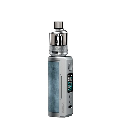 Picture of Voopoo Drag X Plus Kit 100W Mod with TPP 5.5ml Prussian Blue