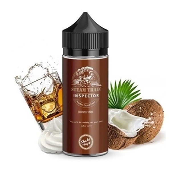 Picture of Steam Train Inspector 120ml