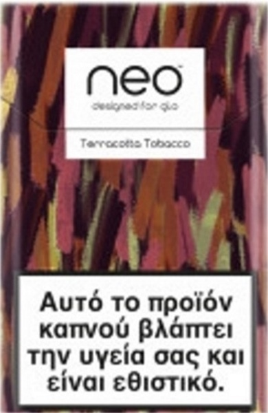 Picture of neo™ Terracotta Tobacco for glo™ 1.7mg