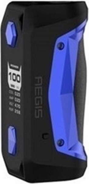 Picture of Geekvape Aegis Solo 100W Mod Blue