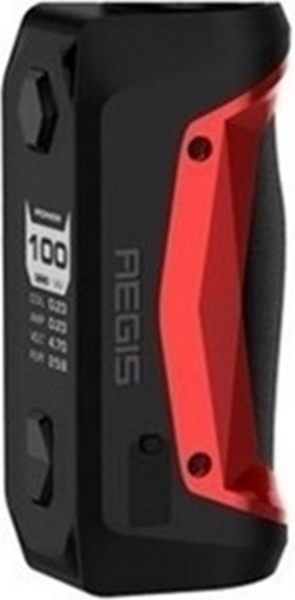 Picture of Geekvape Aegis Solo 100W Mod Red