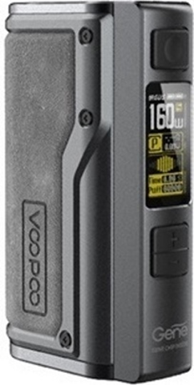 Picture of VooPoo Argus GT 160W Mod Tungsten Alloys