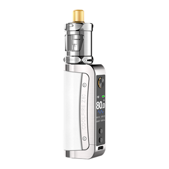 Picture of Innokin CoolFire Z80 Zenith II 5.5ml Kit Leather White