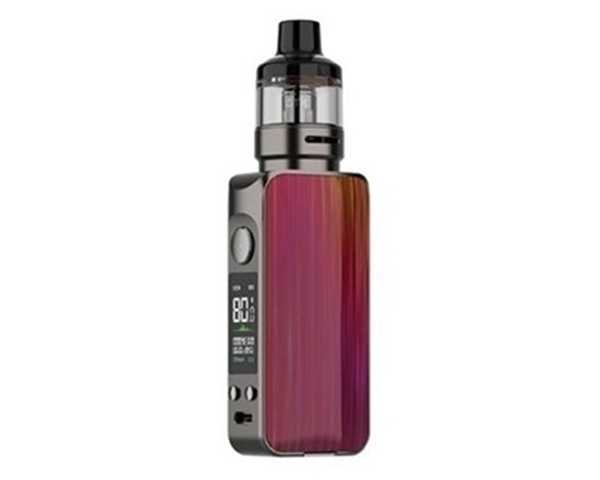 Picture of Vaporesso Luxe 80 S Kit Steel Red
