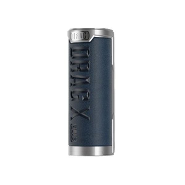 Picture of VooPoo Drag X Plus Pro Edition 100W Mod Silver+Blue
