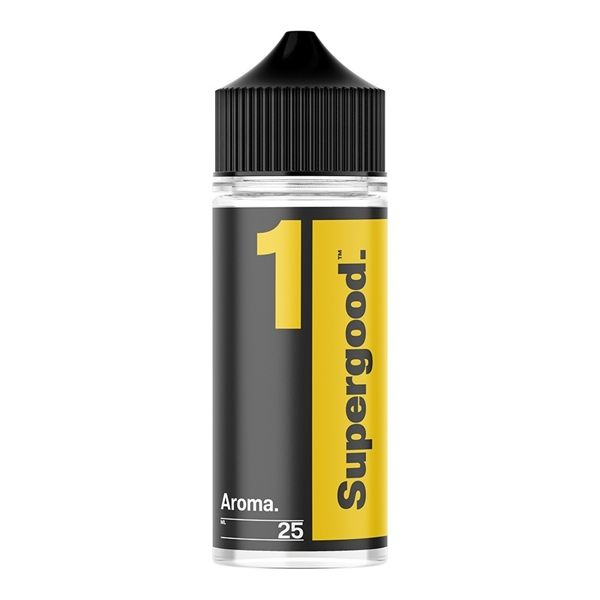 Picture of Supergood. Butter 01. 120ml