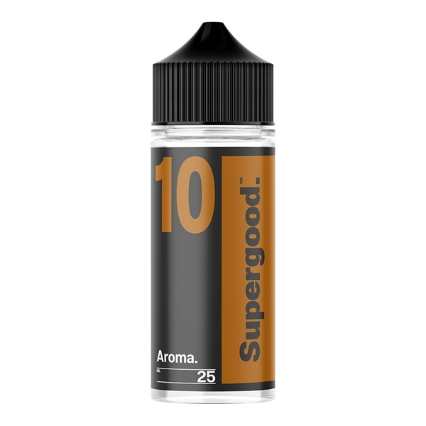 Picture of Supergood. Butter 10. 120ml
