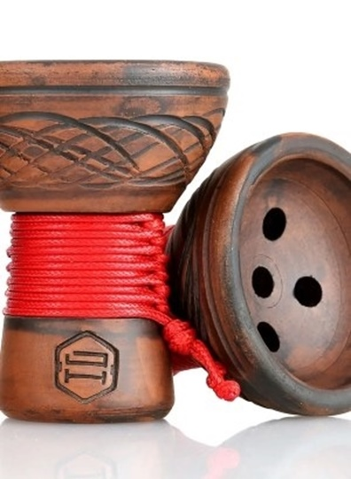 Picture of Japona Hookah Smoke Red Bowl