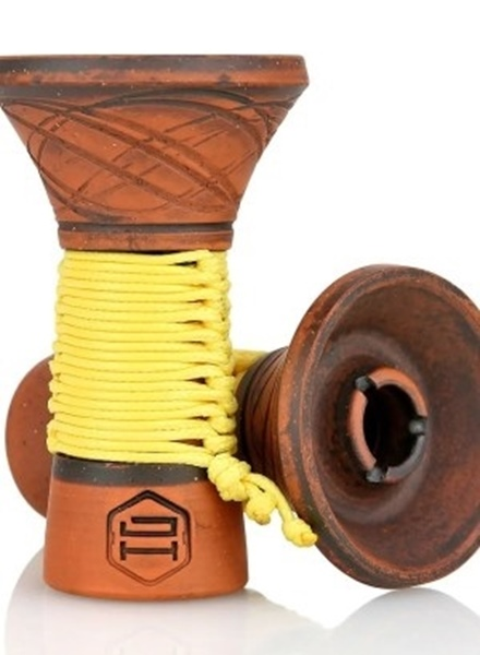 Picture of Japona Hookah Ego Yellow Bowl